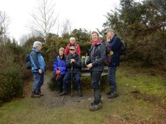11-A-short-rest-on-Hindhead-Common.JPG